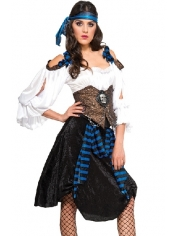 Rum Runner Pirate Lady